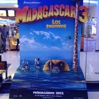 Photo taken at Cine Multiplex Villacentro by Jimena R. on 6/10/2012
