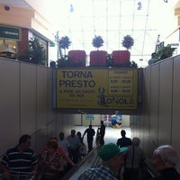 "Photo taken at Centro Commerciale ""Bonola"" by Ale R. on 6/28/2012"