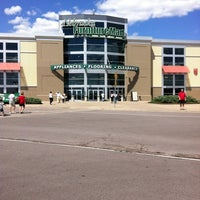 Photo taken at Nebraska Furniture Mart by Pam G. on 8/19/2012