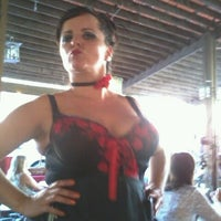 Photo taken at Le Fou Frog by Bonnie R. on 7/14/2012