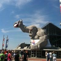 Photo taken at Dover International Speedway by Sean F. on 6/3/2012