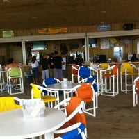 Photo taken at Clayton's Beach Bar And Grill by Michael M. on 9/9/2012