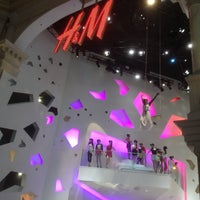 Photo taken at H&M by David A. on 3/31/2012