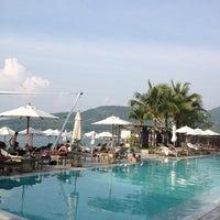 Photo taken at Cape Sienna Phuket Hotel & Villas by Mink S. on 3/18/2012