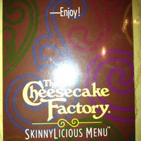 Photo taken at Cheesecake Factory by Nicole on 7/4/2012