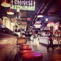 Photo taken at Reading Terminal Market by Leslie B. on 8/31/2012