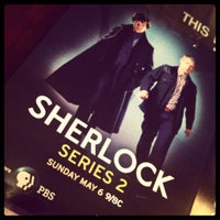"Photo taken at @PBS ""Sherlock"" Party/SXSW by Amy L. on 3/12/2012"