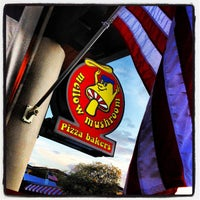 Photo taken at Mellow Mushroom by Nicholas S. on 3/18/2012