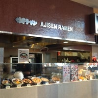 Photo taken at Ajisen Ramen by Saraya A. on 3/22/2012