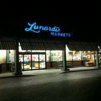 Photo taken at Lunardi's Markets by Manuel L. on 2/10/2012