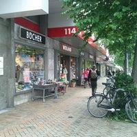 Photo taken at Hugendubel by Der Brüsseler on 6/12/2012