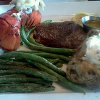 Photo taken at Ruby Tuesday by Valencia P. on 4/16/2012