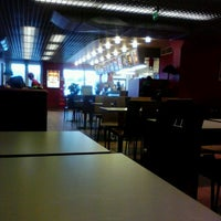 Photo taken at Hesburger by Marta B. on 2/20/2012