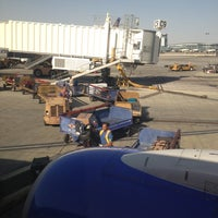 Photo taken at Southwest Airlines Ticket Counter by Chuck H. on 5/11/2012