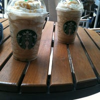Photo taken at Starbucks by Nadia on 8/2/2012