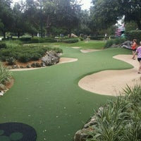Photo taken at Fantasia Gardens Miniature Golf by Matt M. on 5/27/2012