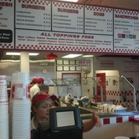 Photo taken at Five Guys by Todd F. on 4/4/2012