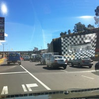 Photo taken at Autopista Simón Bolivar by Patricio V. on 8/20/2012