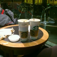Photo taken at Starbucks Coffee by Miguel D. on 3/24/2012