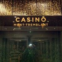 Photo taken at Casino de Mont-Tremblant by Arturo R. on 5/19/2012