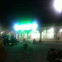 Photo taken at Masjid Besar Al-Izhar Kutoarjo by Muhammad W. on 7/22/2012