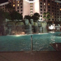 Photo taken at Waterfall Pool by Dee M. on 5/30/2012