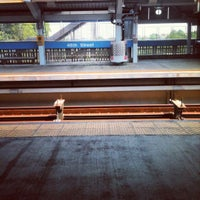 Photo taken at SEPTA MFL 46th Street Station by Marquis F. on 7/7/2012