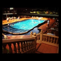 Photo taken at Termas de Jurema Resort Hotel by Emerson G. on 7/29/2012