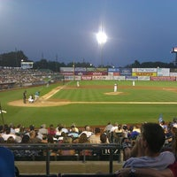 Photo taken at Somerset Patriots Baseball @ TD Bank Ballpark by Chris B. on 7/1/2012