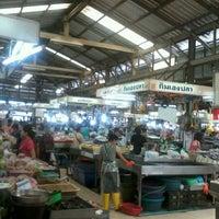 Photo taken at Ying Charoen Market by Prawit D. on 3/15/2012