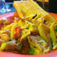 Photo taken at Rasta Pasta by Elizabeth on 7/3/2012