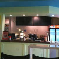 Photo taken at MyBerry Frozen Yogurt by Katie O. on 6/28/2012