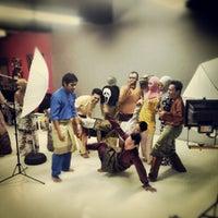 Photo taken at LOULpop Studio by Karlos H. on 8/12/2012