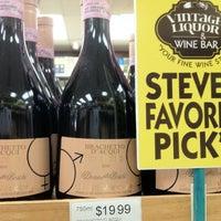 Photo taken at Vintage Liquor by Take 2 E. on 6/16/2012