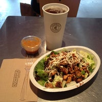 Photo taken at Chipotle Mexican Grill by Brian R. on 3/18/2012