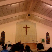 Photo taken at St. Simon Parish Hall by Cindy C. on 8/5/2012