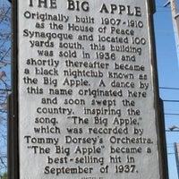 Photo taken at The Big Apple by Mandi C. on 2/2/2012