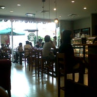 Photo taken at Starbucks Coffee by Maan S. on 8/24/2012