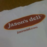 Photo taken at Jason's Deli by Robert E. on 4/11/2012