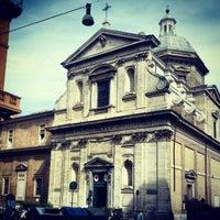 Photo taken at Piazza della Madonna dei Monti by Roldano D. on 7/22/2012