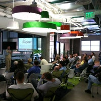 Photo taken at MapQuest, Inc. by Andrew L. on 5/4/2012