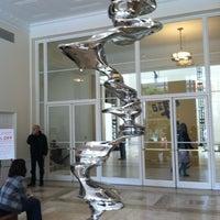 Photo taken at Portland Art Museum by Schmizza God on 5/28/2012