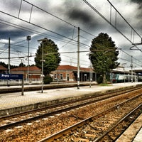 Photo taken at Stazione Prato Centrale by Visit Prato on 6/8/2012