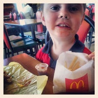 Photo taken at McDonald's by Tristan H. on 9/4/2012