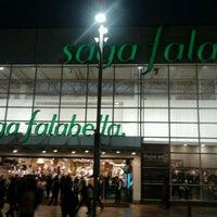 Photo taken at Saga Falabella by Milagro L. on 6/8/2012
