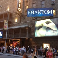 Photo taken at Majestic Theatre by Marcio F. on 7/19/2012