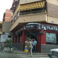Photo taken at Teatro Bar 2 by Dok on 5/14/2012