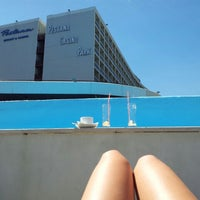 Photo taken at Pestana Casino Park by Leyre G. on 8/9/2012