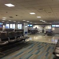Photo taken at Gate A1 by Taufik R. on 8/24/2012