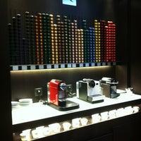 Photo taken at Nespresso by Catherine V. on 8/14/2012
